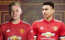 Manchester United : Lingard bientôt prêté, Van de beek bloqué !