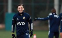 Fenerbahçe : Mesut Özil (ex-Arsenal) gratuit pendant ses 6 premiers mois !