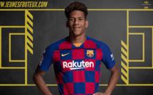 OGC Nice : Jean-Clair Todibo (FC Barcelone) proche des Aiglons !