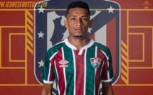 Atlético Madrid : un crack portugais de Fluminense bientôt Colchonero !