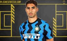 Inter Milan : Achraf Hakimi en Premier League l'été prochain ?