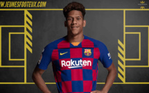 OGC Nice, Barça - Mercato : Todibo, le montant de l'option d'achat connu !