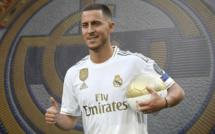 Real Madrid : nouvelle alerte pour Hazard ce mardi