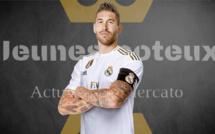 PSG Mercato : Sergio Ramos - Paris SG, une grosse info tombe au Réal !