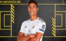 Real Madrid : Varane vers la sortie dès cet été ?