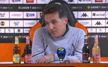 FC Lorient : Pélissier peste contre l'arbitrage après la défaite face à Nîmes