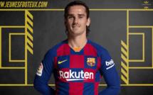 Barça : la déclaration forte de Joan Laporta sur Antoine Griezmann !