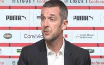 Stade Rennais : Nicolas Holveck tape du poing sur la table au sujet de Julien Stéphan