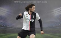 Juventus - Mercato: Rabiot convoité par Manchester City et Everton