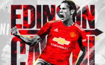 Manchester United : Edinson Cavani, un départ qui se confirme !