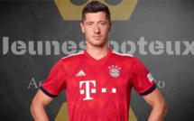 Bayern Munich : Lewandowski n'en finit plus d'écrire l'histoire