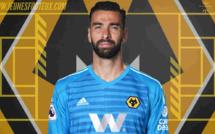 Wolverhampton - Liverpool : plus de peur que de mal pour Rui Patricio