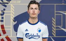 Jonas Wind (FC Copenhague) intéresse Tottenham, West Ham et l'Atalanta Bergame