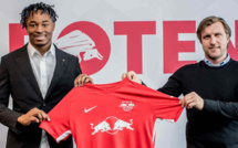 Mohamed Simakan (Strasbourg) est officiellement un joueur du RB Leipzig