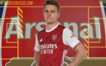 Arsenal - Mercato : Martin Odegaard se confie pour son avenir
