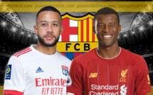 Mercato - Barça :  Depay (OL) et Wijnaldum (Liverpool), du nouveau pour les priorités de Koeman