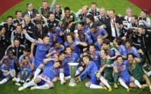Chelsea au sommet de l'Europe !