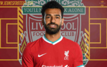Real Madrid - Liverpool: Mohamed Salah se confie sur les retrouvailles avec Sergio Ramos