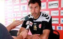 Hubert Fournier sur le départ à la fin de la saison ?