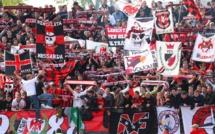 Les supporters Niçois (encore) interdits de déplacement !