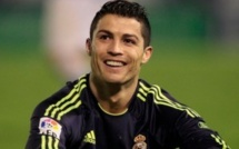 Ronaldo : Qu'on me couvre d'or !