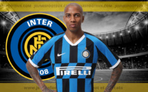 Inter Milan - Mercato : Ashley Young de retour en Premier League ?