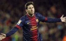 Messi remporte le Soulier d'Or