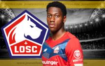 LOSC - Mercato : Jonathan David convoité par des clubs de Premier League