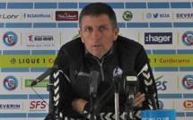 OM - Strasbourg : Thierry Laurey se moque de Pablo Longoria