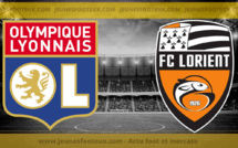 OL - Lorient : Lyon très diminué face aux Merlus