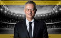 José Mourinho nouvel entraîneur de l'AS Rome !