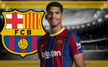 FC Barcelone - Mercato : Ronald Koeman veut garder Araujo à tout prix