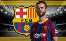 Barça - Mercato : Deux clubs veulent Miralem Pjanic (FC Barcelone) !