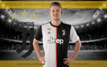Juventus - Mercato : cette grosse information mercato au sujet de Matthijs De Ligt !