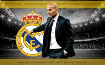 Zidane aurait décidé de quitter le Real Madrid !