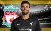 Liverpool : Alisson Becker offre le droit d'espérer aux Reds