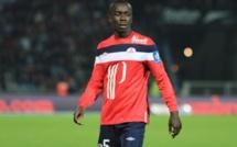 Idrissa Gueye prolonge jusqu'en 2018 a Lille.