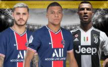 CR7 au PSG, Mbappé au Réal Madrid, Icardi à la Juventus Turin: quelle est la transaction la plus réaliste ?