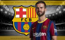 Barça - Mercato : Miralem Pjanic sait où il veut être la saison prochaine