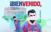 Barça - Mercato : Sergio Agüero était convoité par deux cadors anglais