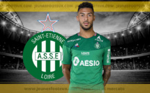 ASSE - Mercato : le souhait fort de Denis Bouanga pour son avenir !