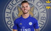 Arsenal : James Maddison (Leicester) priorité de Mikel Arteta