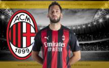 Hakan Calhanoglu pour remplacer Christian Eriksen à l'Inter Milan ?