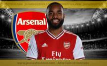 Arsenal - Mercato : Lacazette poussé dehors par un des attaquants les plus cotés d'Europe ?
