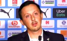 Mercato OM : Longoria acte Bilal Nadir à Marseille.