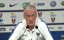 Equipe de France : Deschamps pessimiste pour Digne, moins inquiet pour Hernandez