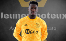 Lyon : André Onana (Ajax Amsterdam) bientôt à l'OL ?