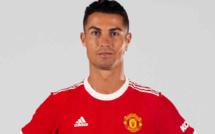 Manchester United : Cristiano Ronaldo récupère son numéro 7 !