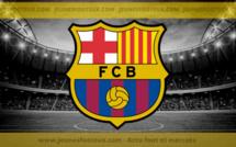 Le nouveau maillot du Barça pour la LDC dévoilé !