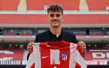 """Atlético Madrid - Griezmann : """"C'est la plus belle chose qui me soit arrivé ces dernières années"""""""